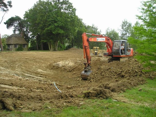 - Pond Construction Ticehurst